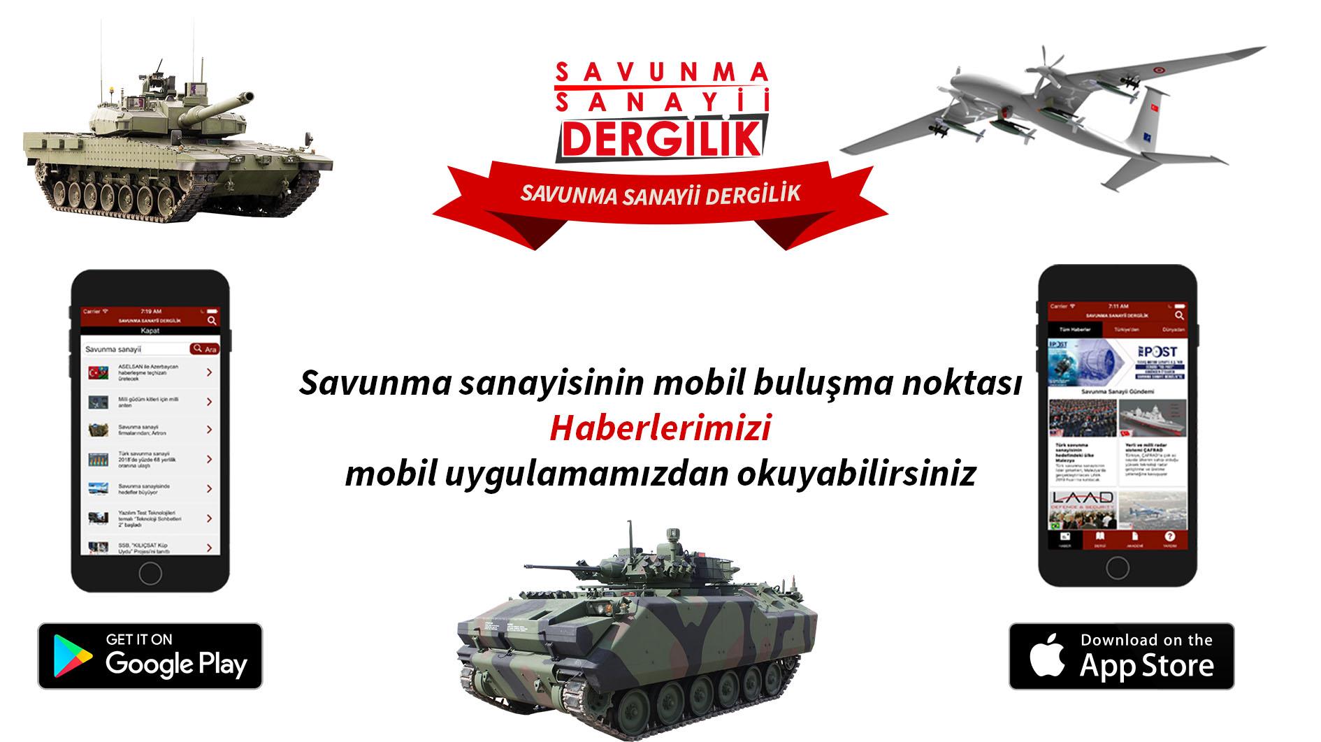 Savunma sanayisinin mobil buluşma noktası Savunma Sanayii Dergilik